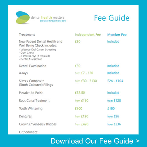 Fee Guide Image